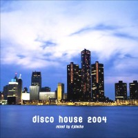 DJ Dacha - Disco House 2004 - DL27