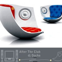 DJ Dacha - After The Club - MTG14